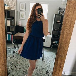 Royal Blue AE Dress